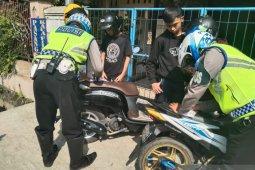 Polisi tindak ribuan pengendara langgar lalu lintas di Subang