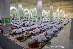 Arab Saudi jelaskan tidak ada kasus COVID-19 di antara jamaah haji