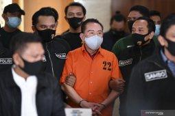 Terpidana kasus korupsi Bank Bali, Djoko Tjandra dipindahkan ke Lapas Salemba