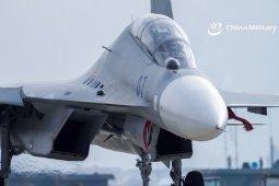 China kerahkan pesawat tempur terbaru di laut China Selatan setelah kecam militer AS