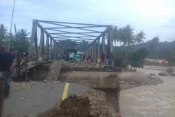8.233 warga jadi korban banjir dan longsor di Bone Bolango