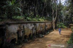 Benteng peninggalan zaman kolonial Belanda