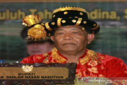 Kementerian LHK setujui perhutanan sosial di Mandailing Natal
