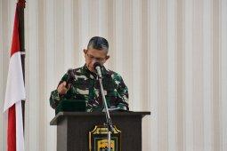 Pangdam I/BB: Komandan harus mampu selesaikan masalah hukum di kesatuannya