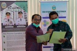 Cegah monopoli, KPPU dan Pemprov Sumut bentuk satgas pengawasan kemitraan usaha peternakan
