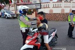 Miris, Polisi temukan 1.500 pelanggaran protokol kesehatan dalam Operasi Patuh Toba 2020