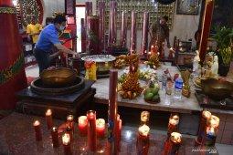 Perayaan Dewi Kwan Im sepi pengunjung