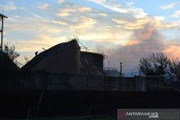 Ledakan Pabrik Bioetanol Mojokerto