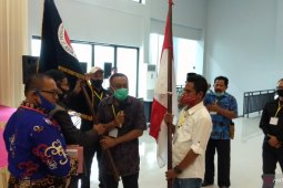 Max Hehanussa jabat ketua PKKBM Sorong