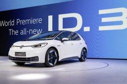 Ban khusus untuk mobil listrik VW