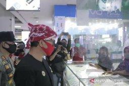 Pemkot Bogor berlakukan denda Rp100.000 bagi pelanggar penggunaan masker