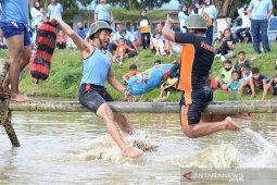 Aneka lomba HUT RI di Aceh