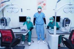 Balai kesehatan mata Ambon - Vlisingen  intensif maksimalkan layanan kesehatan