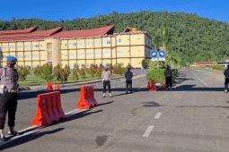 Disiplin protokol kesehatan internal Polda Papua Barat ditingkatkan