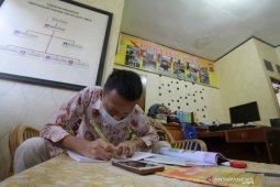 Polsek Kota Timur-Kota Gorontalo menjadi tempat belajar siswa