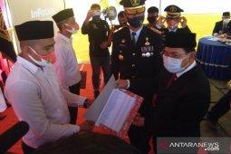 328 warga binaan Lapas Gorontalo terima remisi di HUT RI