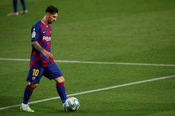 Manchester City tawarkan paket gaji Rp10 triliun kepada Lionel Messi
