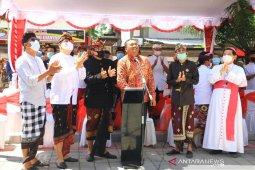 Wagub Bali: patuhi protokol kesehatan saat beribadah