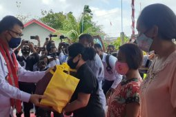 931 keluarga napi terima bantuan sosial dari Pemkot Ambon