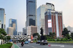 BMKG perkirakan cuaca di sebagian wilayah Jakarta cerah