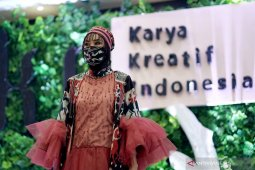 Desainer Gorontalo gelar pagelaran busana dan kerajinan tangan di KKI 2020
