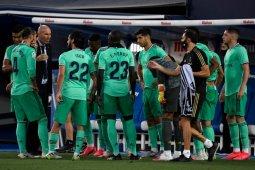Madrid awali kampanye mempertahankan gelar  La Liga  lawan Sociedad