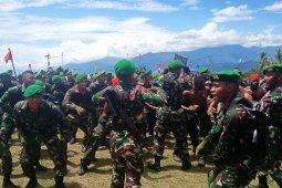 Lima putra Papua dari Papua Barat lulus seleksi Akmil