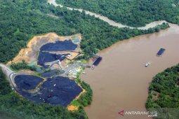 Harga batu bara turun tipis 0,92 dolar AS/ton