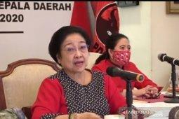 Megawati beri arahan calon kepala daerah hadapi kampanye di tengah pandemi