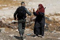 Penjaga keamanan Israel tembak mati wanita Palestina thumbnail
