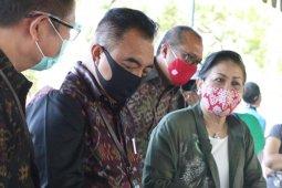 Putri Koster puji kreativitas perajin Bali di tengah pandemi