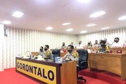 Polda Gorontalo berkomitmen bantu Pemda tangani COVID-19