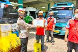 Cegah penyebaran COVID-19, Satlantas Polres Situbondo luncurkan Transportasi Tangguh Semeru
