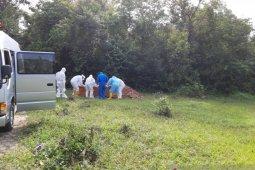 Hasil swab pasien suspek COVID-19 yang meninggal di Batanghari positif