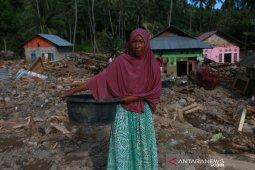 Seratusan rumah rusak dilanda banjir bandang di Bulawa