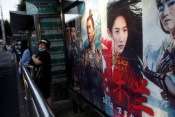 "Sempat ditolak, film ""Mulan"" dapat pujian di China"