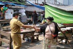Pemkot Tangerang perketat pengawasan protokol kesehatan di pasar