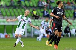 Liga Belanda: Tanpa Robben, Groningen menang tipis di markas ADO