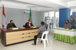 Pemkab Lamongan gelar sidang di tempat bagi pelanggar protokol COVID-19