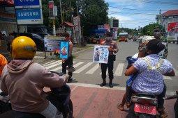 Papua Barat terapkan sanksi bagi pelanggar protokol kesehatan