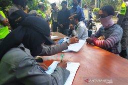Sanksi denda pelanggar protokol kesehatan juga diberlakukan di Kota Malang