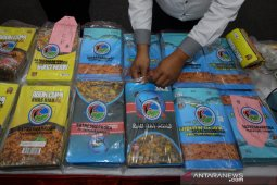 Polrestabes Surabaya sita 28,8 kilogram sabu-sabu, empat pelaku ditembak