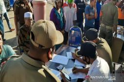 Tim gabungan sanksi ratusan pelanggar protokol kesehatan di Pamekasan