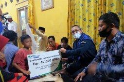 BPJAMSOSTEK Serang responi cepat meninggalnya Panwascam Cikeusik Ade Fajri Hakim