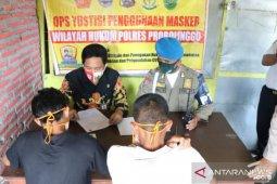 Satgas COVID-19 sosialisasikan denda uang saat operasi yustisi di Probolinggo