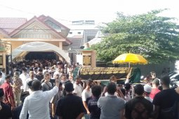 Innalillahi wainna ilaihi rajiun, H Harun Keuchik Leumiek meninggal dunia