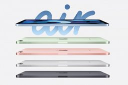 Apple hadirkan jajaran iPad  terbaru, mulai iPad Gen 8 hingga iPad Air