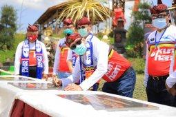 Menkumham resmikan sarana asimilasi dan edukasi di Malang