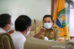 Kementrian PUPR bantu  pengembangan sistem air minum Kota Tangerang