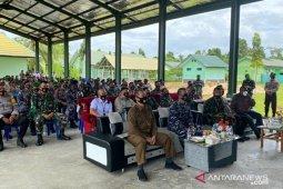 Keteladanan hubungan TNI-Polri ciptakan situasi kondusif